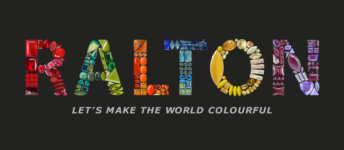 Let's make the world colourful