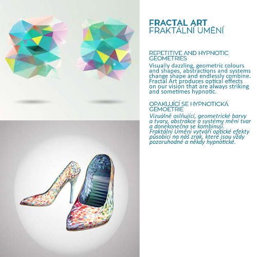 Fractals in fashion